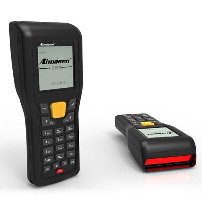 AMS-1200  (2.2寸) 无线条码扫描枪/数据采集器/盘点机