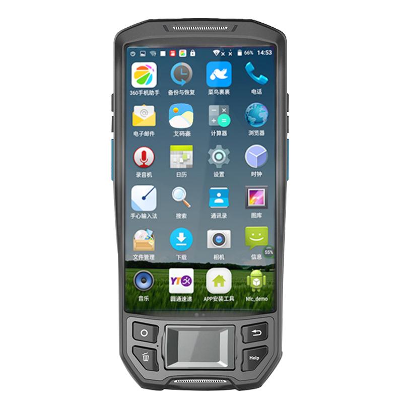 AMS-6530(5.0寸)安卓移动带打印手持终端/PDA